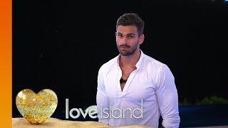Adam Makes His Big Decision | Love Island 2018