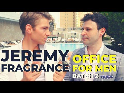 JEREMY FRAGRANCE Office For Men NEW Batch  | MAX FORTI