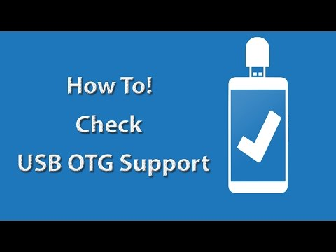 How To Check USB OTG Support For Your Android Phone Or Not