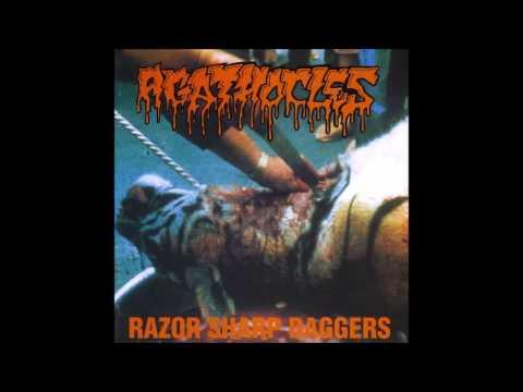 Agathocles - Razor Sharp Daggers (1995) Full Album HQ (Mincecore)
