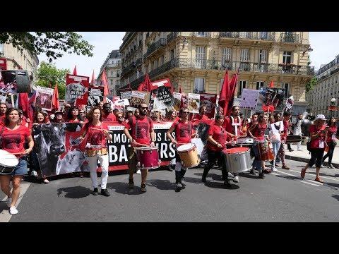 Marche pour la Fermeture des Abattoirs - Les slogans - Paris 2018