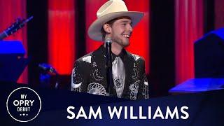 Sam Williams | My Opry Debut | Opry