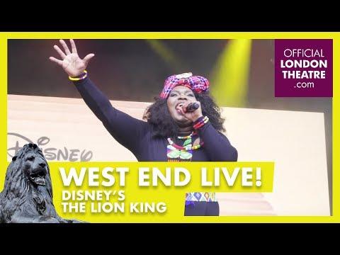 West End LIVE 2017: Disney's The Lion King
