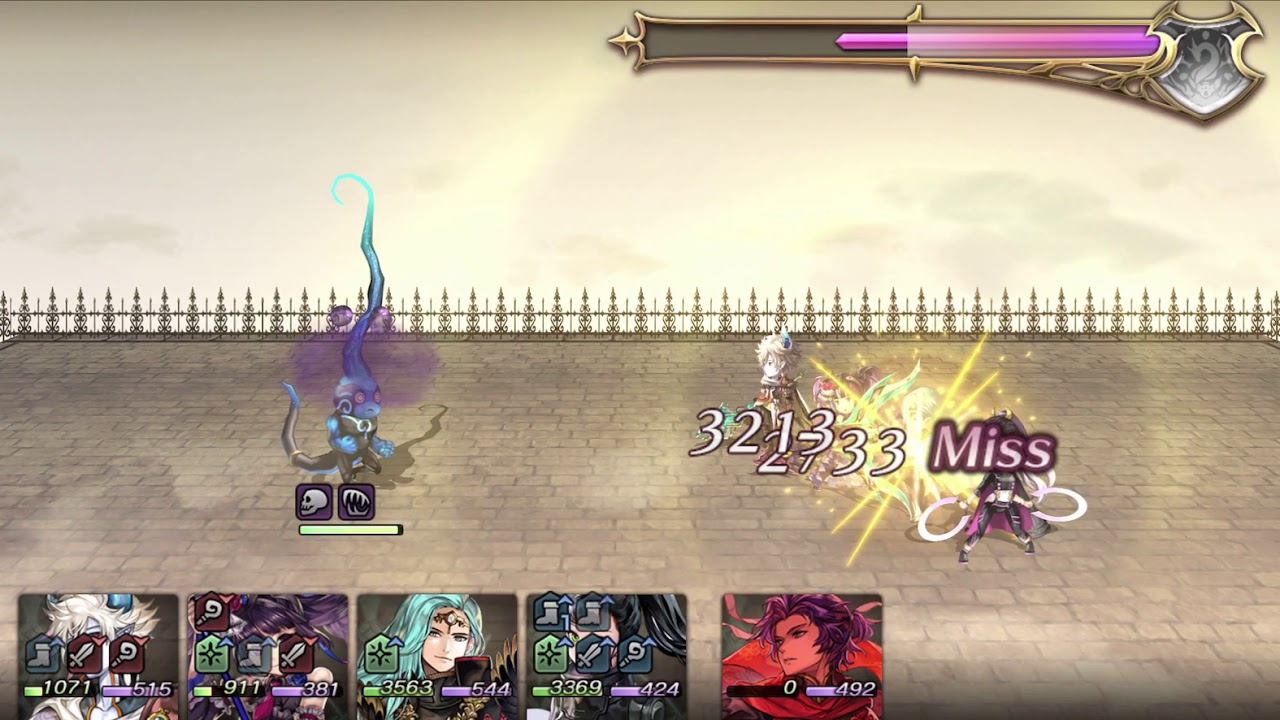 【Another Eden】【穿越時空的貓】150小藍風陣3T - YouTube