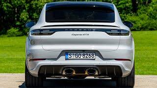 Porsche Cayenne GTS (2021) V8, 453 hp – Sporty SUV Coupe