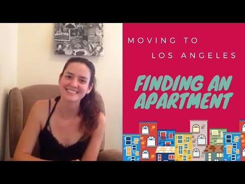 Moving To La Finding An Apartment