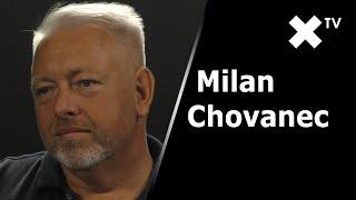 """""""Jsem připraven popisovat chyby ČSSD. Hamáčka bych už za předsedu nevolil. """" říká Milan Chovanec"""