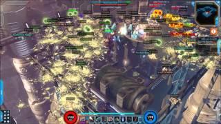 Marvel Heroes - One-Shot Stories - Vibranium Mines