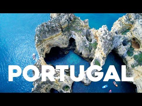 Algarve's Cliffs - DJI PHANTOM Portugal