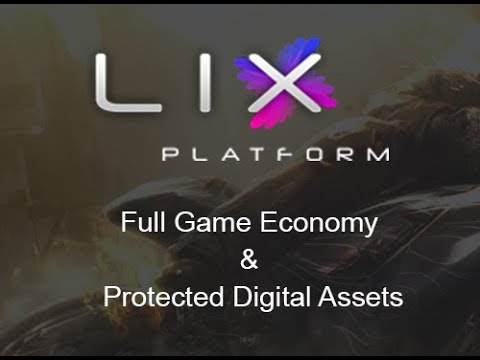 LIX Platform :: Crowd Funding & Decentralized Assets Platform