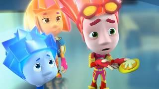 Zeichentrickfilme für Kinder - Die Fixies -  Die Knete