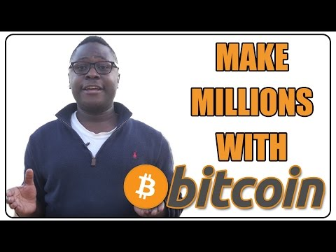 Making Millions By Investing in Bitcoin, Ethereum and Altcoi