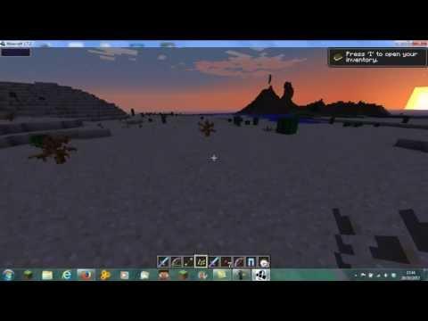 Comment installer Nodus sur Minecraft en 1.7.2/1.7.4/1.7.5