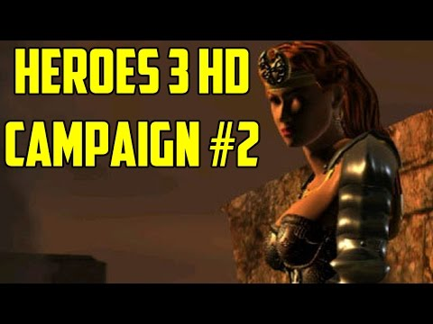 Heroes of Might and Magic 3 HD - Campaign #2