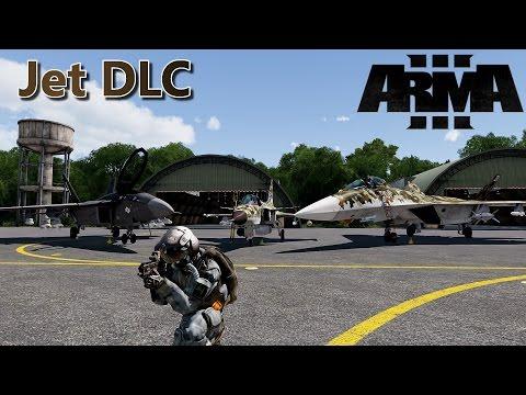 ArmA 3 - Jet DLC Preview - Plötzlicher Luftkampf - Deutsch