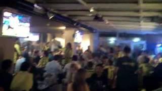 Fenerbahce - Porto 2008  Mackolik te ısınma