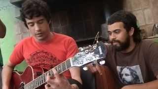 Paranoia Lunatica y Martin Ale (ex Gardelitos) - 6 AM (Cordoba) 09-11-13