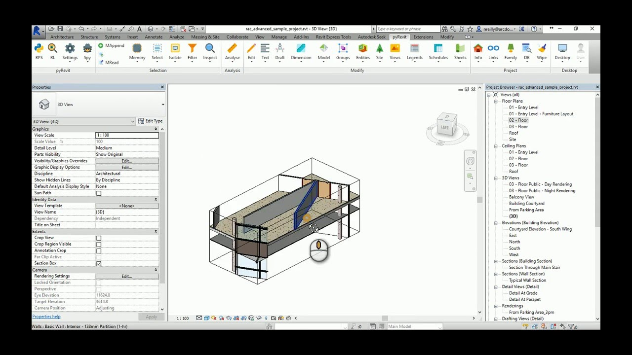 How To: Install and use pyRevit (Revit API access with Python)