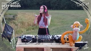 Pretty Pink - Deep Woods #013 - Live Mix Session