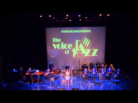 Over the rainbow - Irini Konstantinidi w/ Athens Big Band music