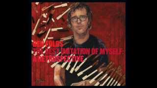 Ben Folds - Sentimental Guy (Live)