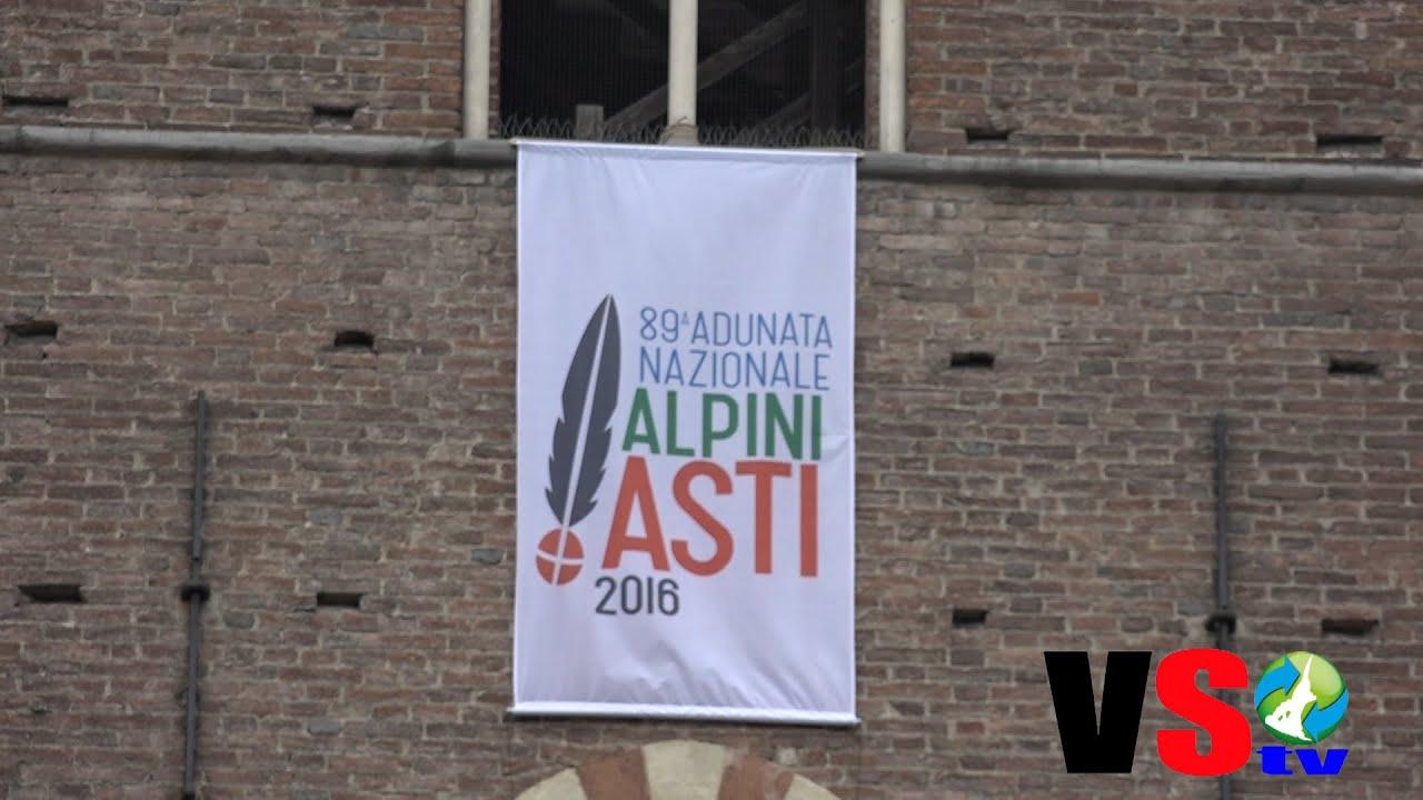 Attesi 8mila bergamaschi all 89esima Adunata Nazionale degli Alpini ad Asti  - YouTube f58d57e0c54d
