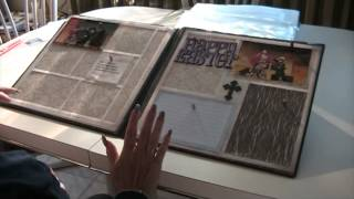 Turning A Scrap'n Easel Into An Easel-ette Card Crafter Part 2