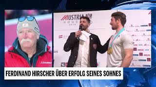 Ferdinand Hirscher über Erfolg seines Sohnes
