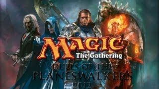 Gränzerfahrung : Let's Play Magic: The Gathering - Duels of the Planeswalkers 2012 (German/HD)