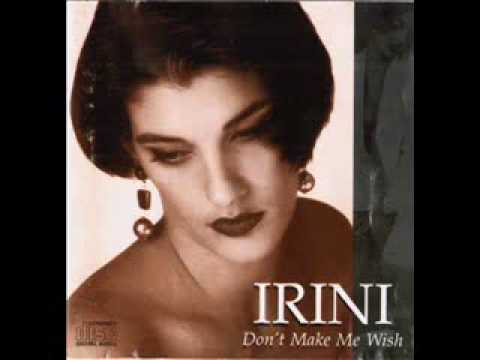 "UK Soul Chart Topper Irini "" Don't Make Me Wish"" - YouTube"