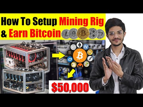 How To Build A Bitcoin Mining Rig In 2021 | Setup GPU Mining Machine | Step By Step Full Guide