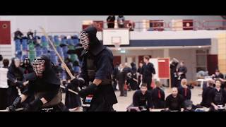 Why you should join Kendo - Kendo in Europe Iijima Cup 2018  (Kendo fight in slowmotion 4k)