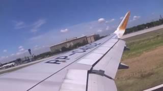 Cebu Pacific 5J859 Manila to Zamboanga(RP-C4102)