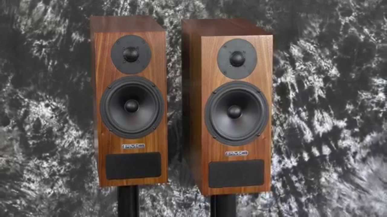 Stereo Design Pmc Twenty 22 Speakers Youtube
