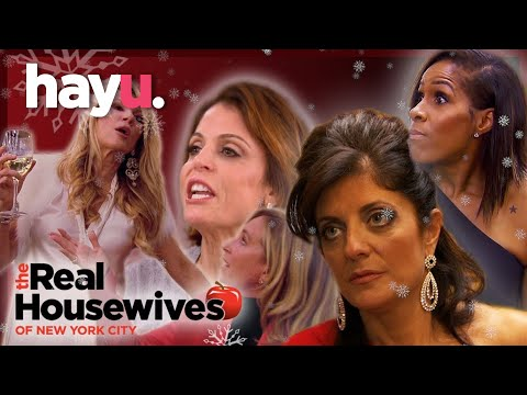 The Real Housewives | Best Christmas Fights!