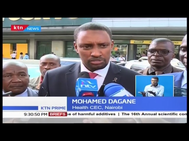 Several Meat outlets in Nairobi over safety concerns