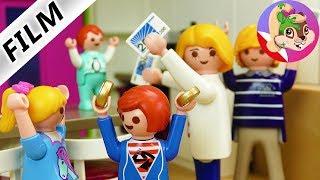 Playmobil Rodzina Wróblewskich   WRÓBLEWSCY są OBRZYDLIWIE BOGACI ! Co zrobią z tymi pieniędzmi?