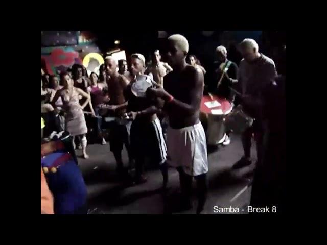 Break 8 - Samba