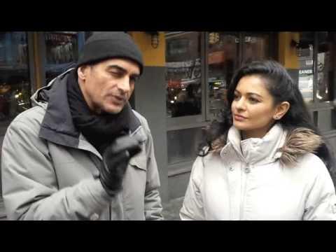 Navid Negahban and Pooja Kumar: Acting Survival Tips Part 4