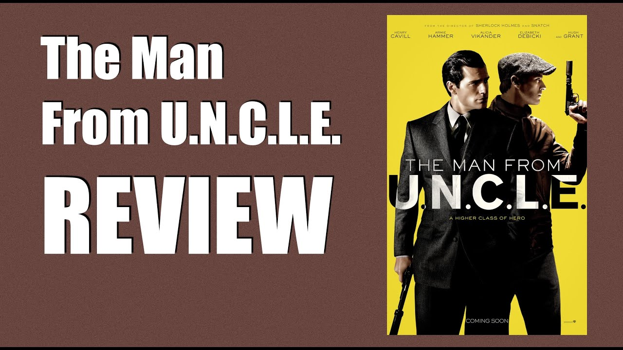 the man from uncle movie review youtube