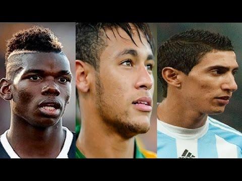 Los sucesores de Cristiano Ronaldo y Messi