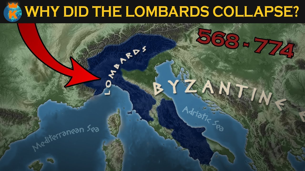 Download Why did The Lombards Collapse?