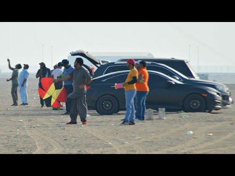 Dubai, Abu Dhabi Kite Flyer Teams Gathering