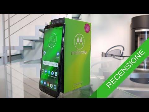 Motorola Moto G6 Plus Recensione - Miglior Smartphone Budget