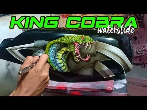 Airbrush tangki king