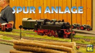 Schöne Spur 1 Anlage | 🚂 Schienenbus VT98 und KöF-II Rangier fahrten
