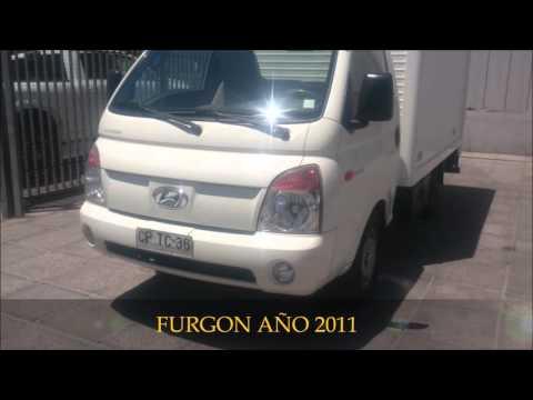 HYUNDAI H100 FURGON 2011  - AUTOMOTRIZ DOSSIL MAPOCHO