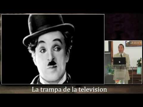 """(4-8) """"La Trampa de la Television"""" Pr. Juan Rivera - (Serie: Un Mundo Secuestrado)"""