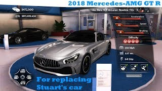 Test Drive Unlimited 2 - 2018 Mercedes-AMG GT R (For replacing Stuart