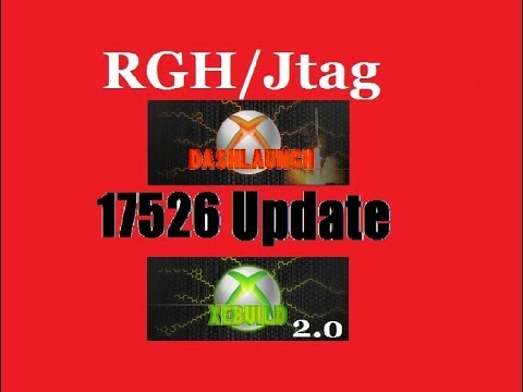 RGH/Jtag 17526 Update and Download links